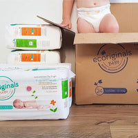 ECO Monthly Box - 6 pack - Plus FREE Wipes
