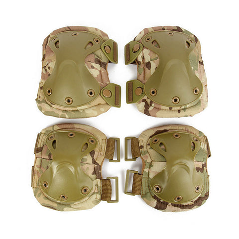 Tactical Elbow & Knee Pads