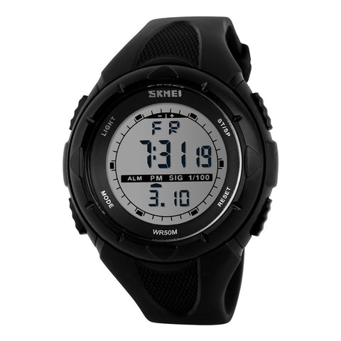 Digital Waterproof Wrist Watch