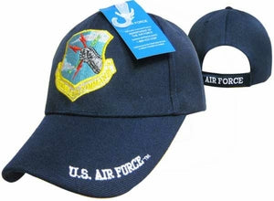 US Air Force Strategic Command Veteran Hat