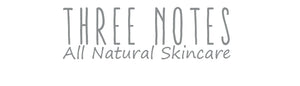 Three Notes Skincare