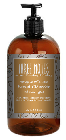 Honey & Wild Oats Cleanser