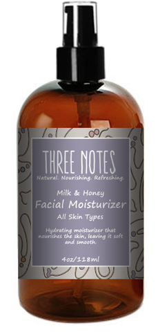 Milk & Honey Moisturizer