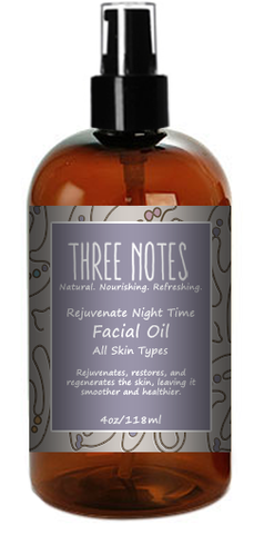 Rejuvenate Night Time Oil
