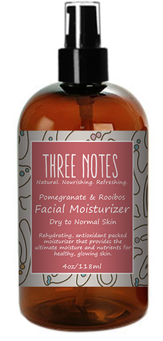 Pomegranate & Rooibos Moisturizer