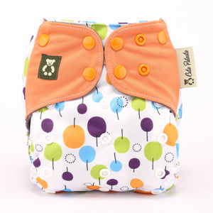 Dandelion Dreams - Cutie Patootie FlexiNappy Premium Best Cloth Diapers