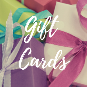 Cutie Patootie Gift Cards