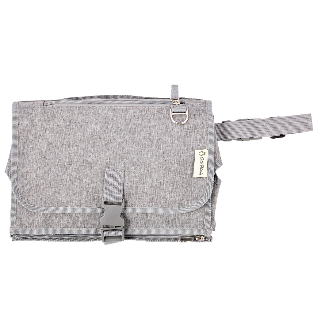 Pewter Clutch Changing Mat