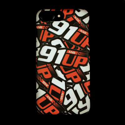 Original Logo Scatter iPhone Case