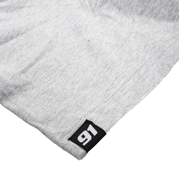 OG Logo Tee - Heather Gray