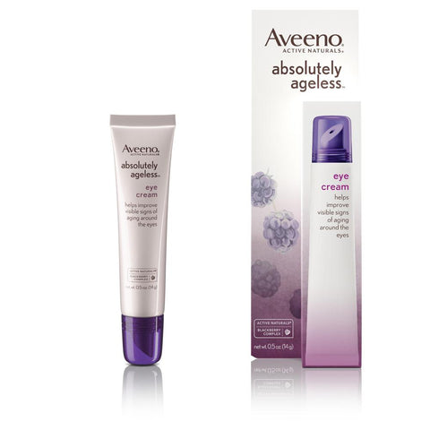 Aveeno Absolutely Ageless Under Eye Cream 0.5 oz - Mr Bundle