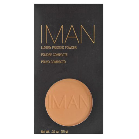IMAN Luxury Pressed Powder - Mr Bundle