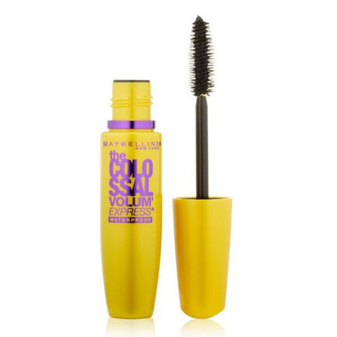 Maybelline The Colossal Volum' Waterproof Mascara - Glam Black [240] - Mr Bundle