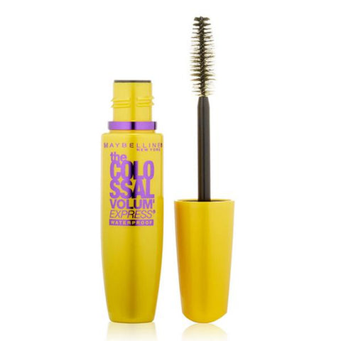 Maybelline The Colossal Volum' Waterproof Mascara Classic Black [241] - Mr Bundle