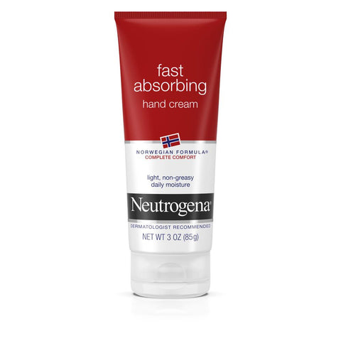 Neutrogena Norwegian Formula Fast Absorbing Hand Cream 3 Oz - Mr Bundle