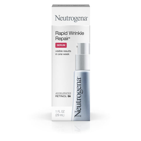 Neutrogena Rapid Wrinkle Repair Anti-Wrinkle Serum 1 fl oz - Mr Bundle