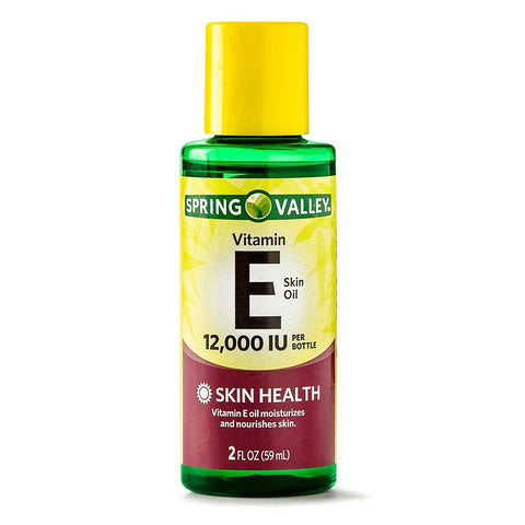 Spring Valley Vitamin E Skin Health Moisturizer 12000 IU 2 Oz - Mr Bundle