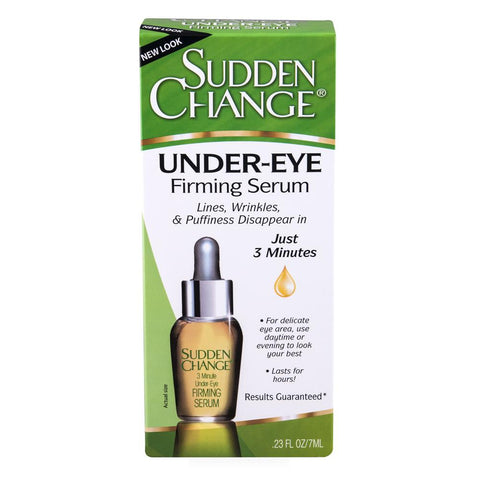 Sudden Change Under-Eye Firming Serum 0.23 oz - Mr Bundle