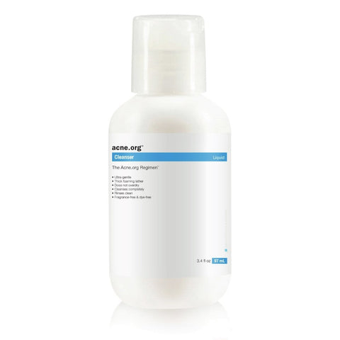 Acne.org Cleanser 3.4 oz - Mr Bundle
