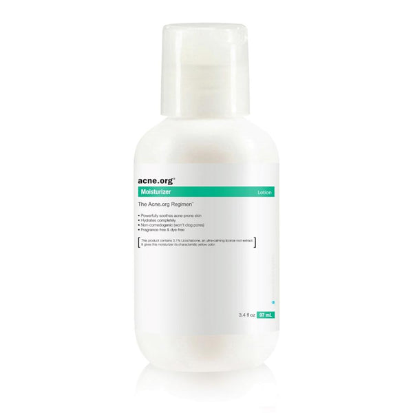 Acne.org Moisturizer 3.4 oz - Mr Bundle