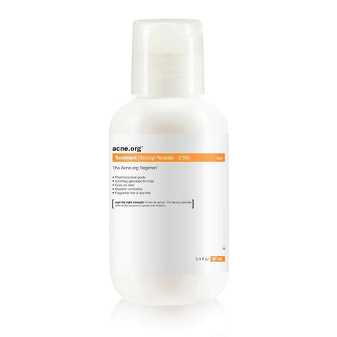 Acne.org Treatment Gel 3.4 oz - Mr Bundle