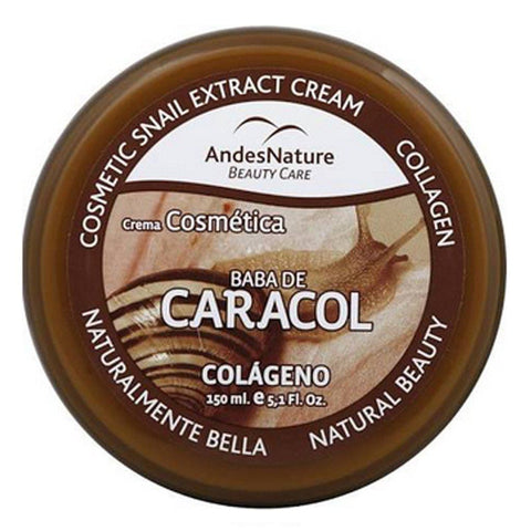 Andes Nature Cosmetic Snail Extract Cream - Mr Bundle