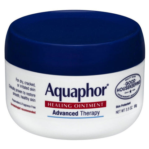 Aquaphor Healing Ointment Advanced therapy 3.5 oz - Mr Bundle