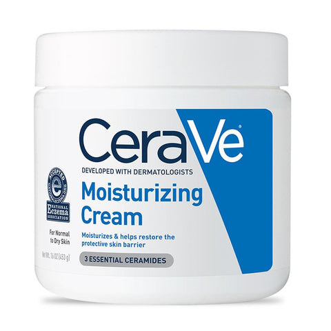 CeraVe Moisturizing Cream 16 oz - Mr Bundle