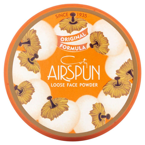 Coty AirSpun Loose Face Powder Translucent Extra Coverage 2.3 oz - Mr Bundle