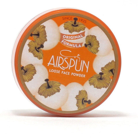 Coty AirSpun Loose Face Powder Naturally Neutral 2.3 oz - Mr Bundle