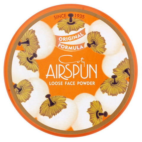 Coty AirSpun Loose Face Powder Suntan 2.3 Oz - Mr Bundle