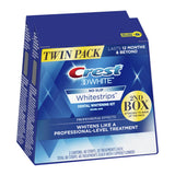 Crest 3D White Whitestrips Professional Effects - Twin Pack - Mr Bundle