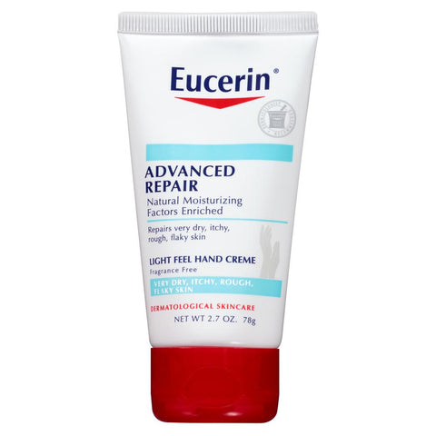 Eucerin Advanced Repair Hand Creme 2.7 oz - Mr Bundle