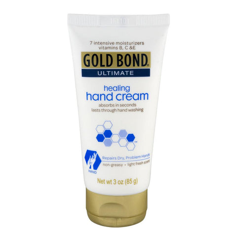 Gold Bond Ultimate Healing Hand Cream 3 oz - Mr Bundle