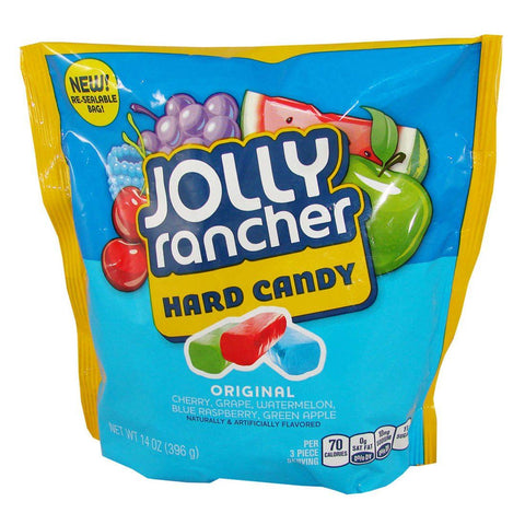 Jolly Rancher Hard Candy 396g - Mr Bundle
