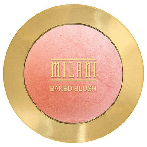 Milani Baked Powder Blush Dolce Pink [01] - Mr Bundle