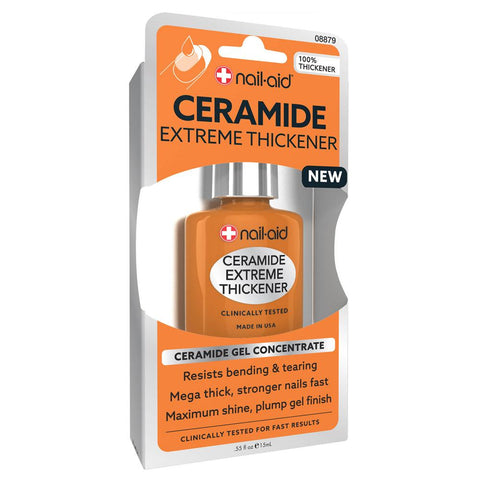 Nail-Aid Ceramide Extreme Thickener Nail Treatment 0.55 fl oz - Mr Bundle