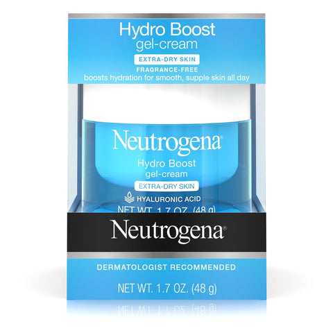 Neutrogena Hydro Boost Gel Face Moisturizer 1.7 oz - Mr Bundle