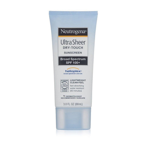 Neutrogena Ultra Sheer Dry-Touch Sunscreen Lotion SPF 100+ - Mr Bundle