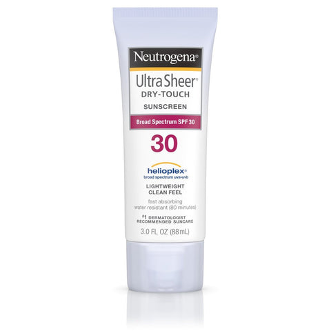 Neutrogena Ultra Sheer Dry-Touch Sunscreen Lotion SPF 30 - Mr Bundle