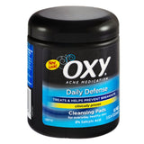 OXY Daily Defense Acne Cleansing Pads - Mr Bundle