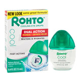 Rohto Cooling Eye Drops 0.4 oz - Mr Bundle