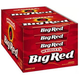 Wrigley's Big Red Chewing Gum Cinnamon 40 Packs - Mr Bundle