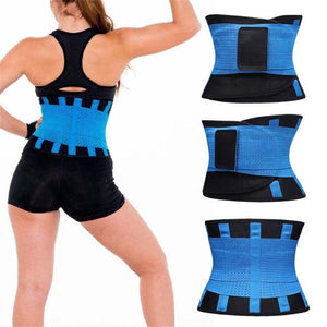 Glam Workout Waist Trainer Belt for Women