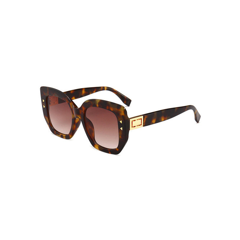 Glam Women's Vintage Cat Eye Sunglasses