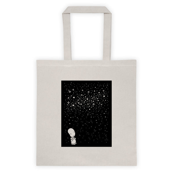 cover artwork tote bag