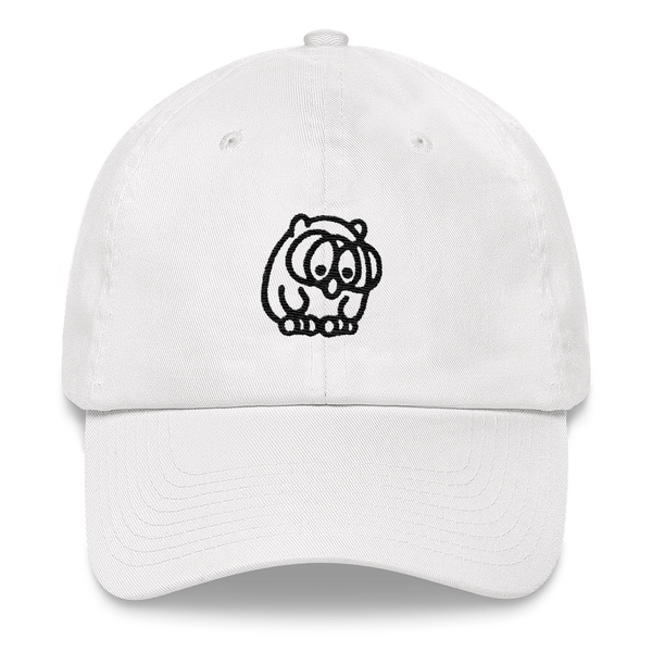 owl dad hat