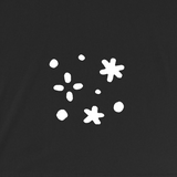 stars embroidered tee