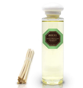 Diffuser refill oil -  2 fragrances