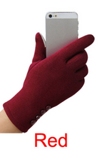 Ladies wrist high gloves-  NEW COLORS !